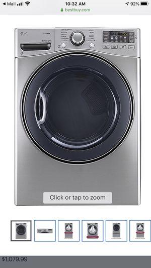 LG Front Loader Set - Washer & Dryer for Sale in Memphis, TN