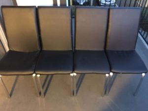 4 Chairs (Perfect For Office or Home) for Sale in Rancho Cucamonga, CA