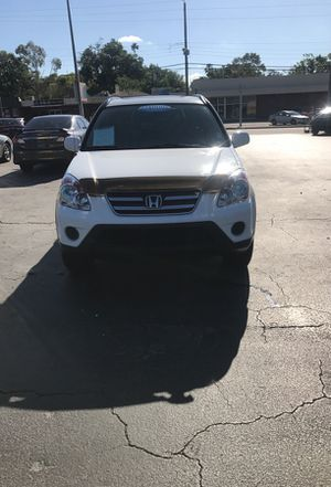 2006 Honda CRV ! BUY HERE PAY HERE. NO CREDIT NEEDED for Sale in Tampa, FL