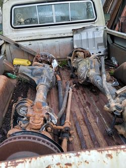05+ Ford Dana 60 for Sale in Graham,  WA