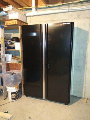 48 in. W x 72 in. H x 18 in. D Steel Garage Floor Cabinet for Sale in Aspen Hill, MD