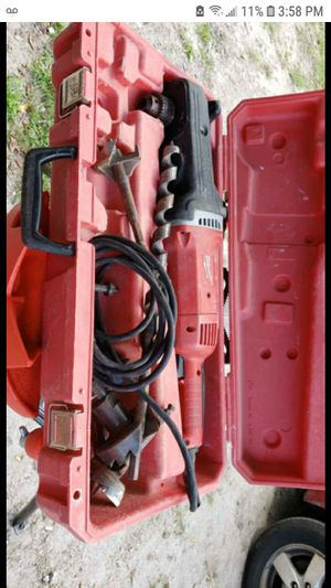Milwaukee Hole/Hawg for Sale in Stella, NC