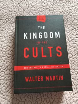"""Kingdom of the Cults,"" by Walter Martin for Sale in Nampa,  ID"