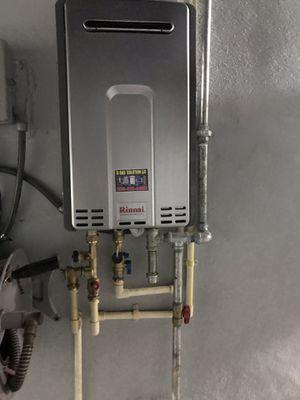 Water heater generadores calentadores installation for Sale in Miami, FL