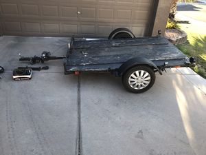 Utility trailer tilt bed for Sale in Chandler, AZ