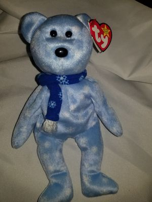 Ty beanie babies 1999 Holiday Bear for Sale in North Highlands, CA