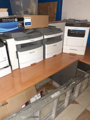 Lexmark Printers for sale with toner for Sale in Fort Worth, TX