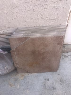 FREE tile 18x18 for Sale in Oceanside, CA