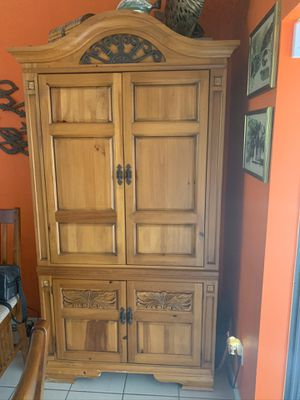 Seven Feet Tall Armiore for Sale in Port St. Lucie, FL
