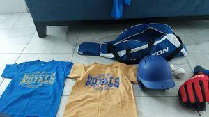 Almost full set of baseball gear. for Sale in Miramar, FL