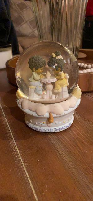 Precious moments snow globe for Sale in Pennsauken Township, NJ