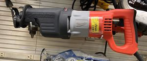 Milwaukee tools sawzall with case for Sale in Jackson, MS