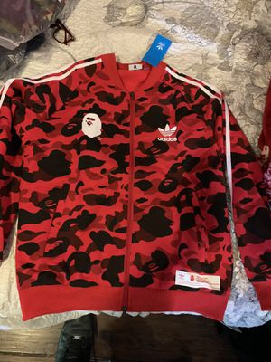 Adidas Bape suit for Sale in Los Angeles, CA