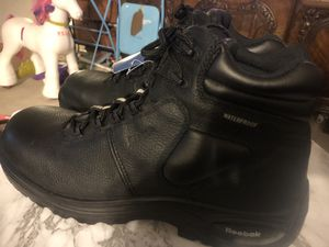 Reebok RB6765 composite toe work boot mens 13W for Sale in Cypress, CA