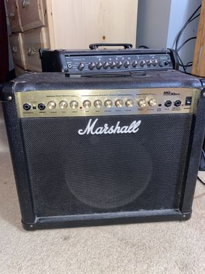Marshall MG30DFX amp 10/10 Condition for Sale in Brookfield, IL
