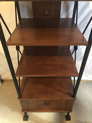 Cable box shelf and stand for Sale in Berkley, MI