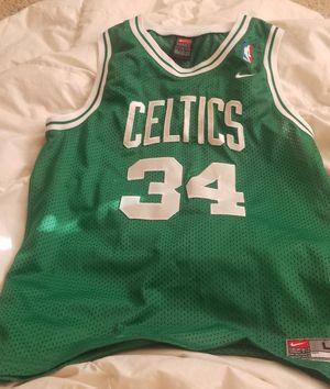 Authentic Nike NBA Paul Pierce Celtics Jersey for Sale in Seattle, WA