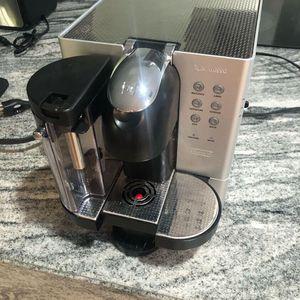 DeLonghi Nespresso Lattissima Premium Espresso coffee machine for Sale in Tampa, FL