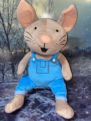 Kohls Cares If You Give A Mouse A Cookie Laura Numeroff Plush Blue for Sale in Bellflower, CA