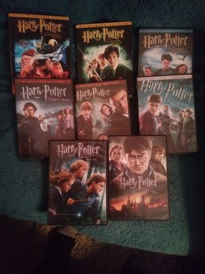 Harry Potter dvds for Sale in Renton, WA