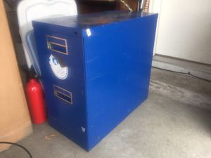 Steel file cabinet for Sale in Highland Park, IL