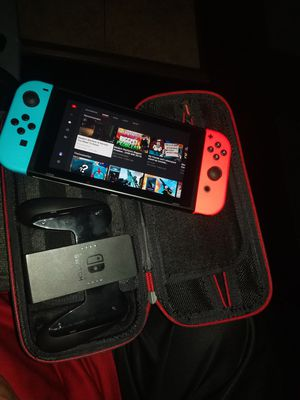 Nintendo Switch Like New for Sale in Dinuba, CA