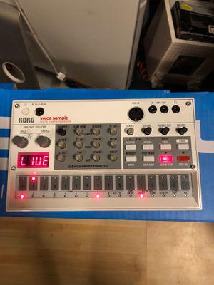 KORG Volca sample for Sale in Salinas, CA