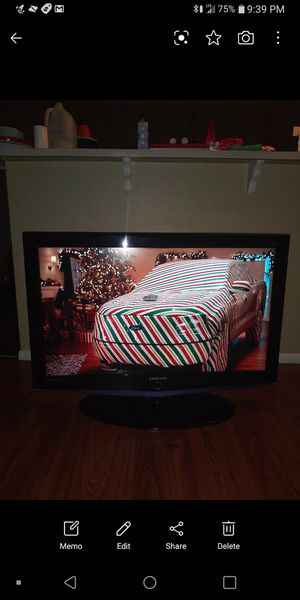 50 inch Samsung television for Sale in Phoenix, AZ
