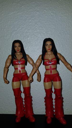 WWE Divas action figures The Bella Twins for Sale in Denver, CO