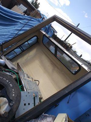 Shortbed camper shell for Sale in Los Ranchos de Albuquerque, NM