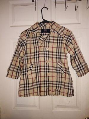 Burberry coat for Sale in Modesto, CA