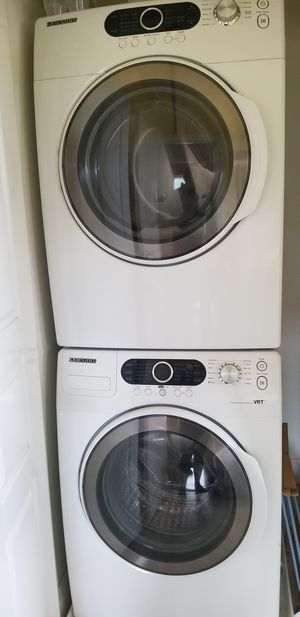Samsung washer/dryer for sale for Sale in Littleton, CO