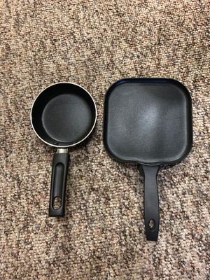 2 small cooking pans! for Sale in Alafaya, FL
