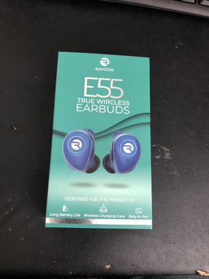"""Raycon E55 true wireless earbuds """"Brand new never used"""" for Sale in Bakersfield, CA"""