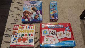 Kids Matching Pair Puzzle Lot Memory Game for Sale in Rancho Santa Margarita, CA