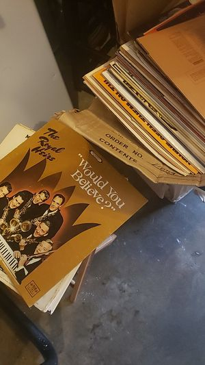 Old old records vinyl for Sale in Everett, WA