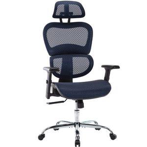 Fantastic Ergonomic Mesh Chair w/Adjustable Armrest and Headrest for Sale in Santa Monica, CA