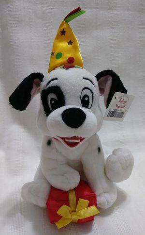 Disney Store 101 Dalmatians PATCH Happy Birthday Plush Bean Doll for Sale in Homestead, FL
