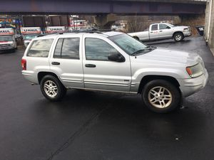 04 Jeep grand Cherokee Trail rated special for Sale in Pittsburgh, PA