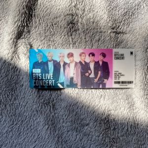 BTS WORLD TICKET for Sale in Vestal, NY