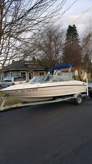2009 Bayliner 175 (cash or trade) for Sale in Monroe, WA