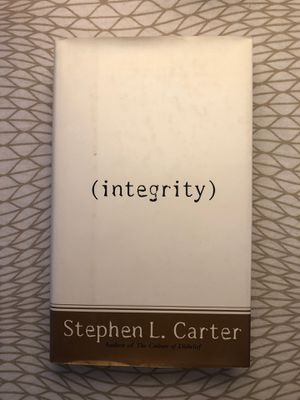 Integrity by Stephen L Carter for Sale in Los Angeles, CA