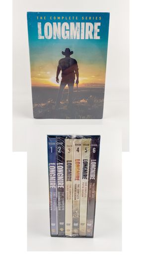 New longmire: the complete series (DVD) for Sale in Fontana, CA
