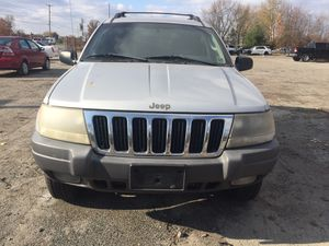 Parting out 2002 Jeep Grand Cherokee 4x4 for Sale in New Castle, PA