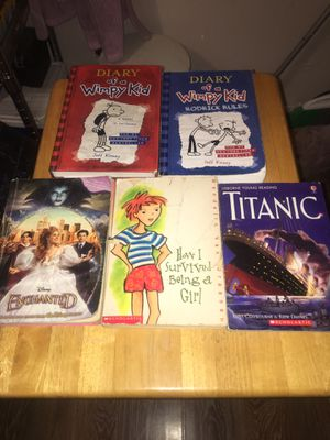 Books for free! for Sale in Downey, CA