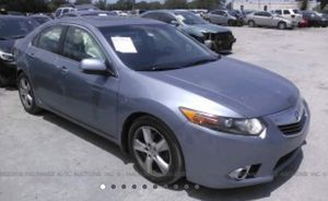 2013 Acura TSX for parts partout for Sale in Miramar, FL