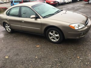 2003 Ford Taurus 60k for Sale in Pittsburgh, PA