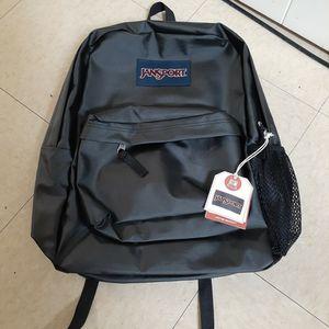 JanSport Black Matte Hyperbreak Backpack for Sale in San Diego, CA