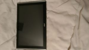 Acer tablet for Sale in Saint Petersburg, FL