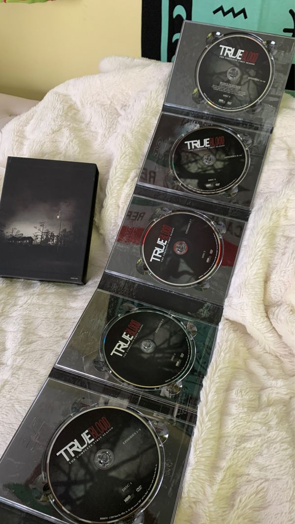 True Blood Complete First Season DVD Box Set
